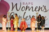 BAPS 11th Annual Women's Conference Focuses on Unity as Our Greatest Strength