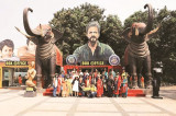 Art director Nitin Chandrakant Desai on the first Bollywood theme park in India
