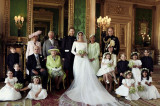 Prince Harry and Meghan thank royal wedding guests