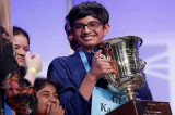 Indian-American boy wins Spelling Bee contest
