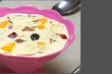 Mama's Punjabi Recipes: Dudh da Custard (Milk Custard)