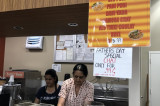 KEEMAT Overwhelmed by 99 Cents Chaat for Father's Day