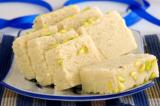 Mama's Punjabi Recipes: Saddi Khoye di Burfi  (Plain Congealed Milk Squares)