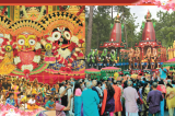 7th Annual Greater Houston Rath Yatra Celebrated at Char Dham Hindu Temple