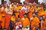 MAHA RUDRAM:  A Sea of Orange, A Sea of Bhakti!