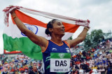 Moved by Hima Das's victory, says PM Narendra Modi
