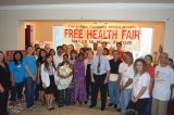 Eighth Annual Free Health Fair in Pearland/Manvel Area on Sep 15