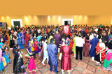 IAF Navaratri Celebrations at Stafford Centre