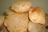 Mama's Punjabi Recipes – Puri (Deep Fried Puff Bread)
