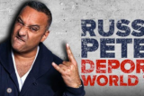 Russell Peters' Brand New Deported World Tour in Houston, September 25