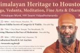 Himalayan Heritage to Houston this September