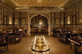The Mohan Mahal restaurant will take you back to the regal era of princely royalty