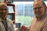 Dr. James P. Allison Awarded the 2018 Nobel Prize