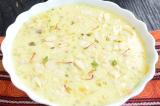 Mama's Punjabi Recipes – Sabudana di Kheer  (TAPIOCA PUDDING)