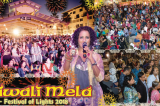New Venue Transforms Houston Diwali Mela into true Street Festival