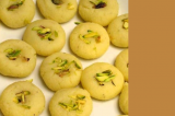 Mama's Punjabi Recipes- Coconut de Pede  (CONDENSED MILK COCONUT DISKS)