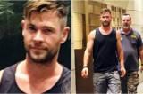 Chris Hemsworth shooting in Ahmedabad for Netflix film Dhaka, see photos