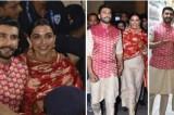 Newlyweds Deepika Padukone and Ranveer Singh are in Mumbai