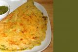 Mama's Punjabi Recipes – Besan ka Pooda  (CHICKPEA FLOUR PANCAKES)