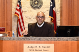 Modesty and Moxie:  The Inspiring Story of  Judge Sandhill