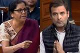 Rahul Gandhi, Nirmala Sitharaman clash over her claim on HAL