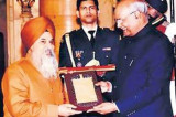 Dr. Gurnam Singh Receives Sangeet Natak Academy Award