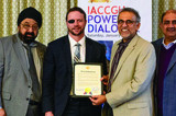 IACCGH Holds Dialogue with Congressman Dan Crenshaw