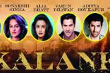'Kalank':  A Resplendent Period Drama