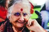 Mandir ki Maaji Bestows Last Blessings on Her Admirers