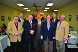 Masons Show Appreciation to Brother Raj Bhalla, Donors for Renovations