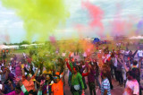 Vibha Holi 2019 Blends Culture, Color & Cause at India House Grounds