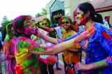 Bright Hues and Cool Games Warm Hearts at Chinmaya Prabha