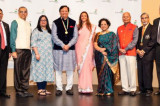 A Man for All Seasons, Gitesh Desai is Honored, Here and in India