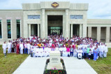 Grand Opening of North America's First Zoroastrian Fire Temple
