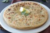 Mama's Punjabi Recipes – Aaloo da Parantha  (POTATO STUFFED CRISPY FLATBREAD)