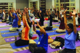 """Art of Living's """"Make Houston Happy"""" Campaign a Huge Success"""