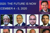 Pan IIT USA's  2020 Global Summit Features Eminent Speakers