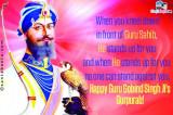 Happy Gurupurabh — Guru Gobind Singh Jayanti