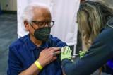Houston Seniors Begin Getting Long-Sought Covid-19 Vaccinations