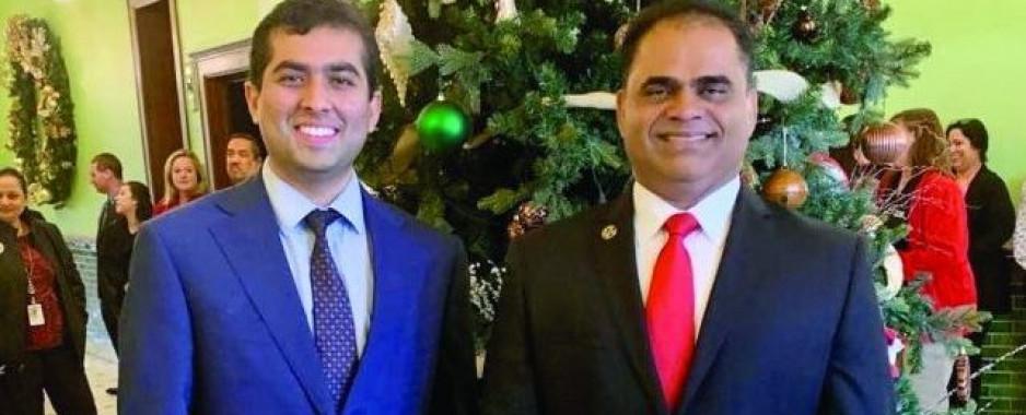 Fort Bend Aide Taral Patel Joins Biden Administration