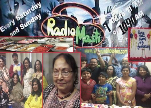 The Radio Masti team.