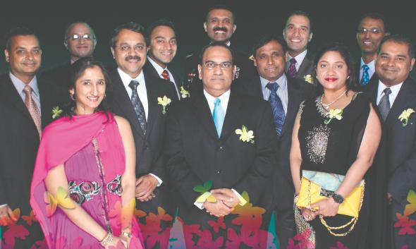From Left:  Drs. Subodh Chauhan, Dr. Sonal Dholukia, Dr.Imran Mohiuddin, Dr. Uttam Tripathy, Dr. Salil Deshpande, Dr. Rakesh Mangal, Dr. Kulvinder Bajwa, Dr. Prasun Jalal, Dr. Raghu Athre, Dr. Veena Chandrakar, Dr. Sujit Prabhu, Dr. Manish Gandhi.