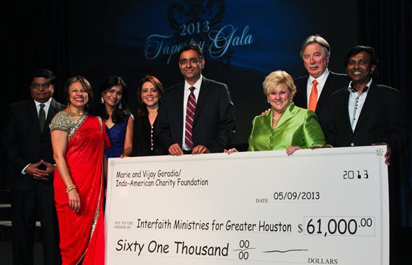 Murthy Divakaruni, Fatima Mawji, Anu Bala, Shazma Matin, Arshad Matin, Paula Sutton, Bill Gross, David Raj