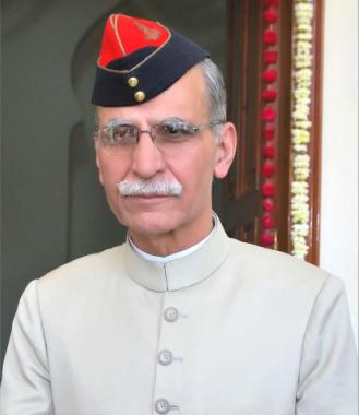 Lt. Gen. Zameer Uddin Shah, Retd.