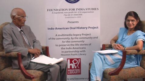 Dr. Venkataratnam Kolla was interviewed at HCC studio on June 28 by Sita Mutyala, MBA, an author, artist, a social worker and a community activist.
