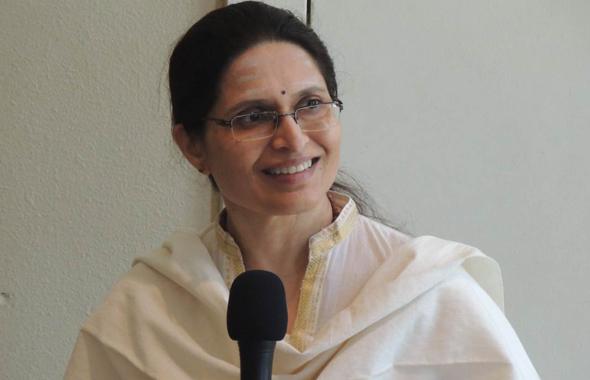 Poojya Rupaka Akka