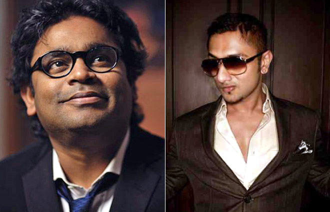 rahman and honey singh
