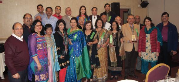 Back row (from left): Dr KD Upadhyaya, Rajiv Bhavsar, Ajit Patel, Dinesh Singhal, Sanjay Sohoni, Swapan Dhairyawan, Fatehali Chatur, Jasmeeta Singh, Khalid Razvi, Dr. Nausha Asrar.Front row (from left): Nisha Mirani, Saroj Gupta, Sangeeta Pasrija, Abha Dwivedi, Subash Gupta, Meera Kapur, Sarita Mehta, Navin Banker, Devika Dhruv, Kishen Sharma, Dr Anant Desai, Rajendra Prasad, Sangita Bhutada, Arun Prakash and Vijay Pallod (not in the picture).