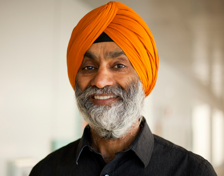 University of Michigan Prof. Jasprit Singh. (flickr photo)