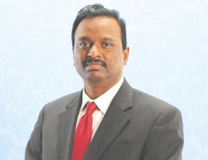 """Dr. Ramesh """"Cherry"""" Cherivirala"""